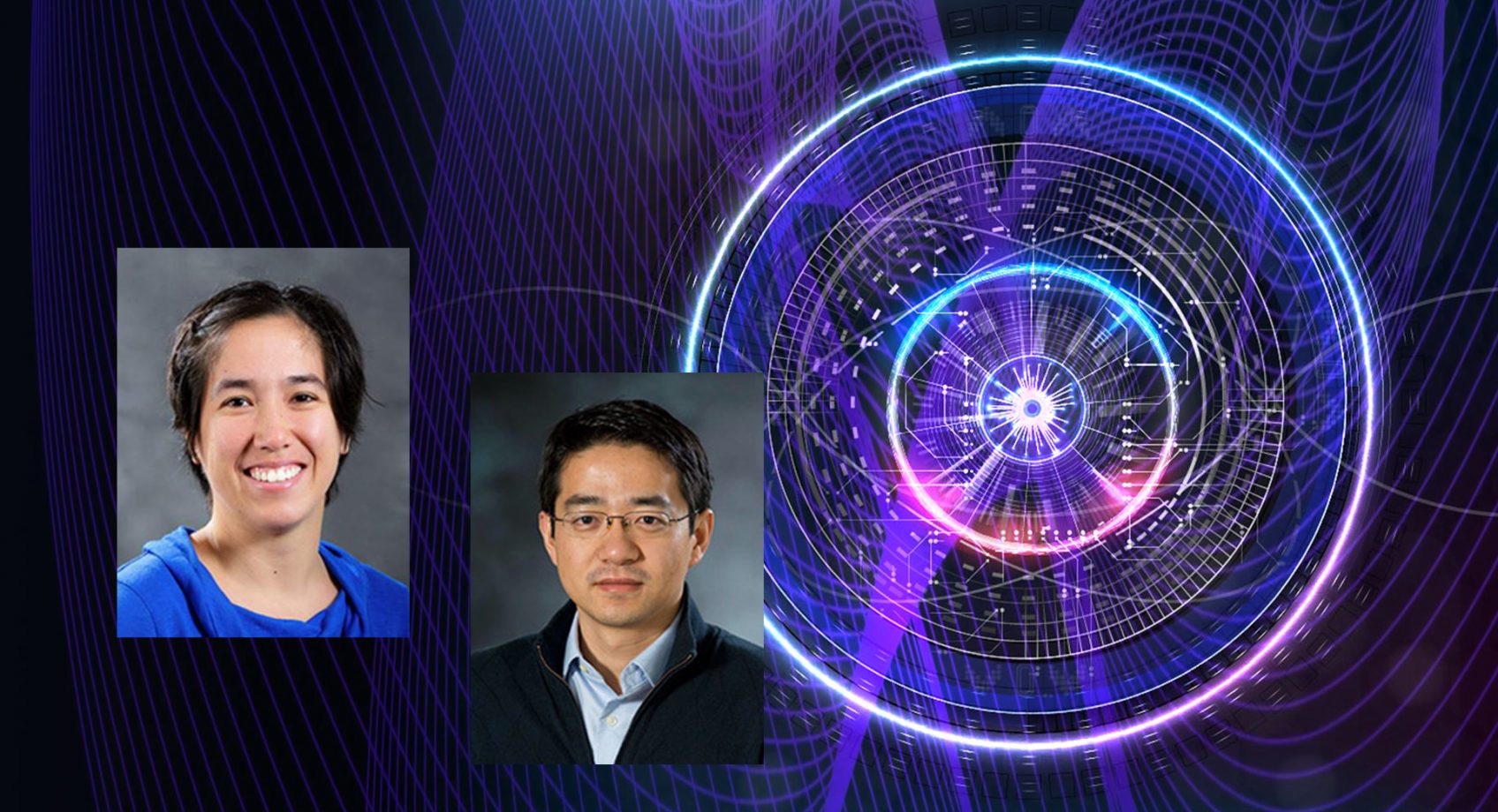 Quantum Edge: UW ECE professors Kai-Mei Fu and Mo Li continue cutting-edge quantum computing research Banner