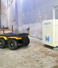WiBotic raises $5.7M to boost wireless systems for charging up robots and drones