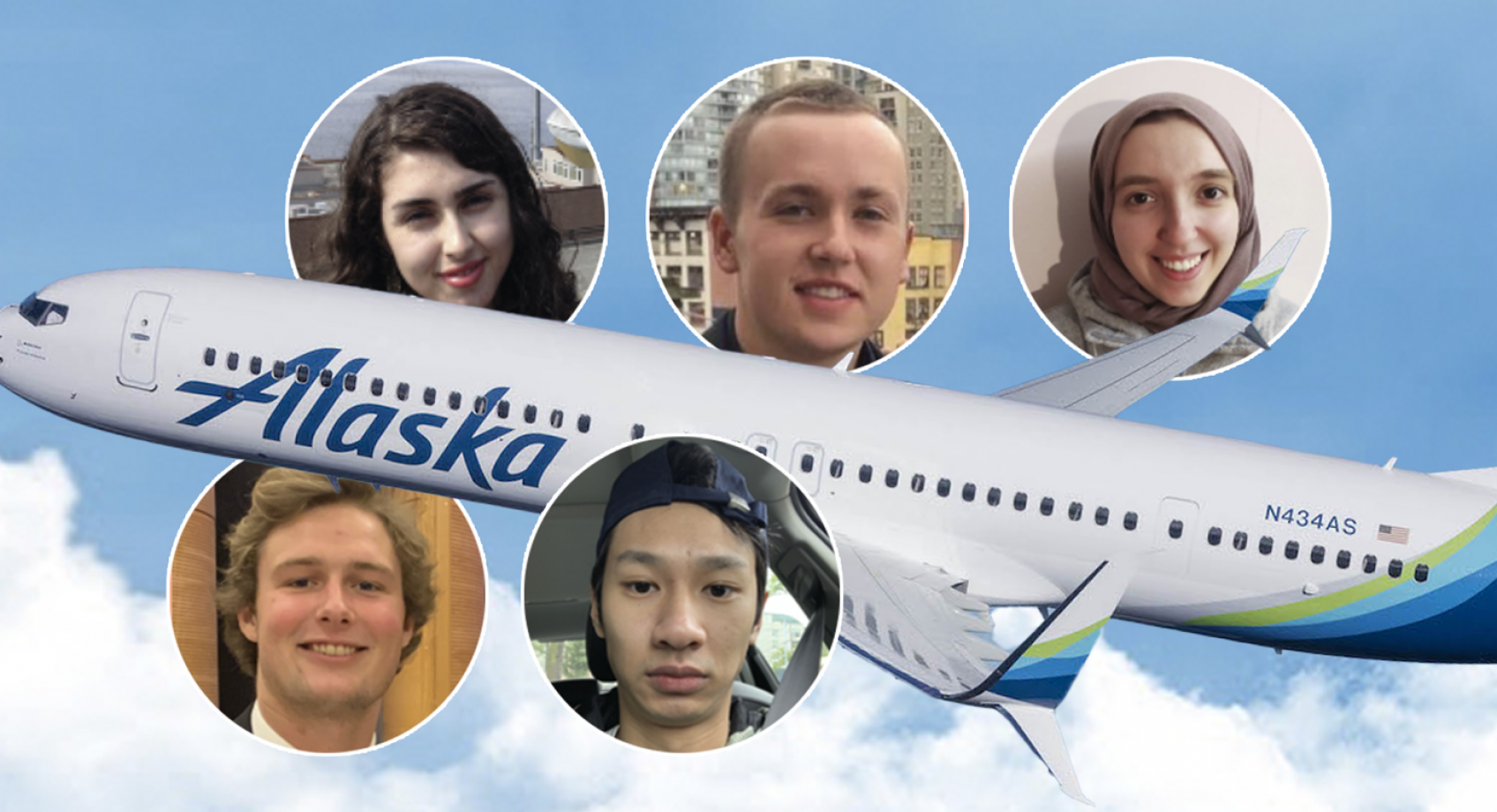 Alaska Airlines adopts software tool developed by UW ECE undergraduate students Banner