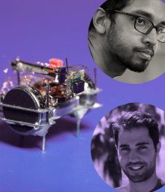 A GoPro for beetles: Researchers create a robotic camera backpack for insects Thumbnail