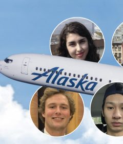 Alaska Airlines adopts software tool developed by UW ECE undergraduate students Thumbnail
