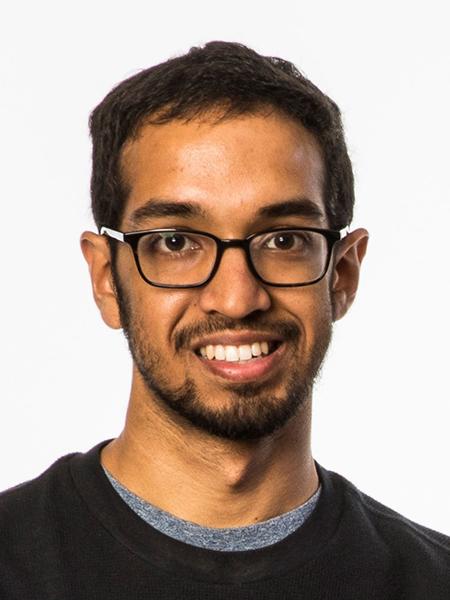 Vikram Iyer headshot