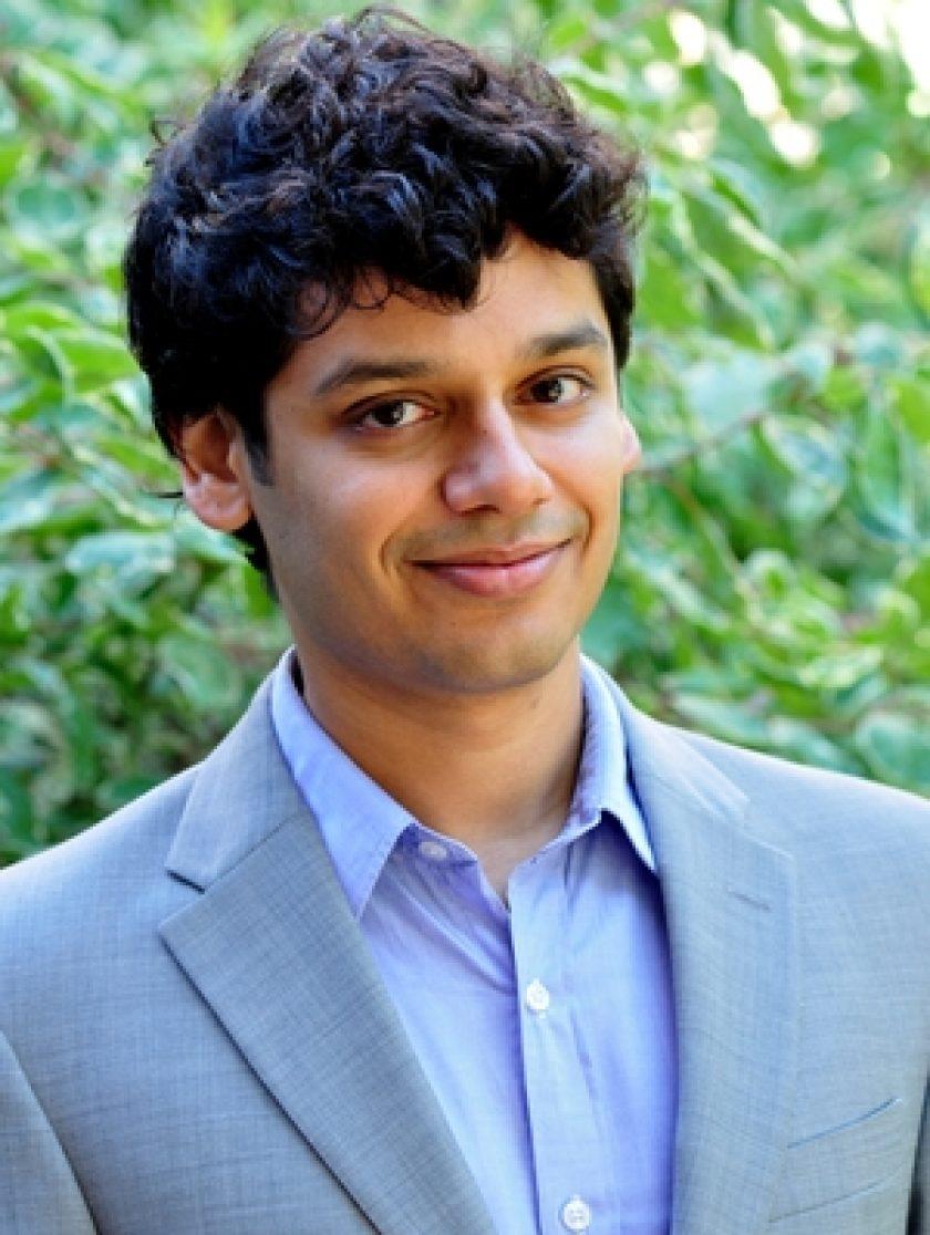 Ram Vasudevan Headshot