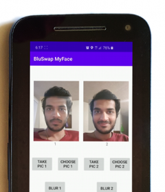 Students in the UW ECE Professional Master's Program develop smartphone apps that use sensors and artificial intelligence to interact with the real world Thumbnail