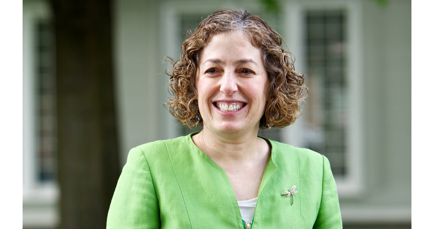 Professor Eve Riskin receives Presidential Award for Excellence in Science, Mathematics and Engineering Mentoring Banner