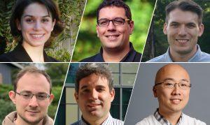 Headshots of IFDS leaders