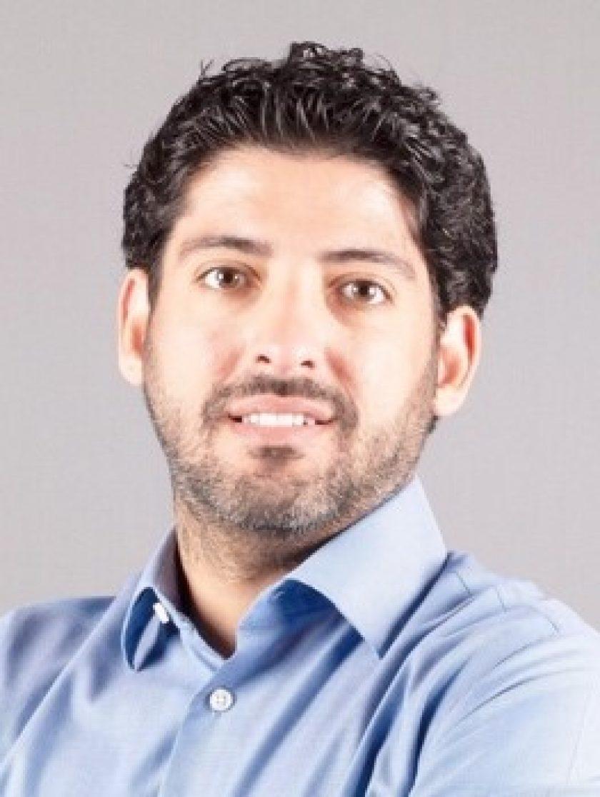 Ali Mehrizi-Sani Headshot