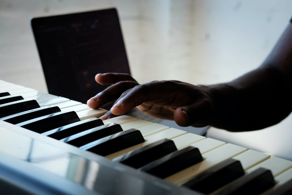 A University of Washington team created Audeo, a system that can generate music using only visual cues of someone playing the piano.Patrick Tomasso/Unsplash