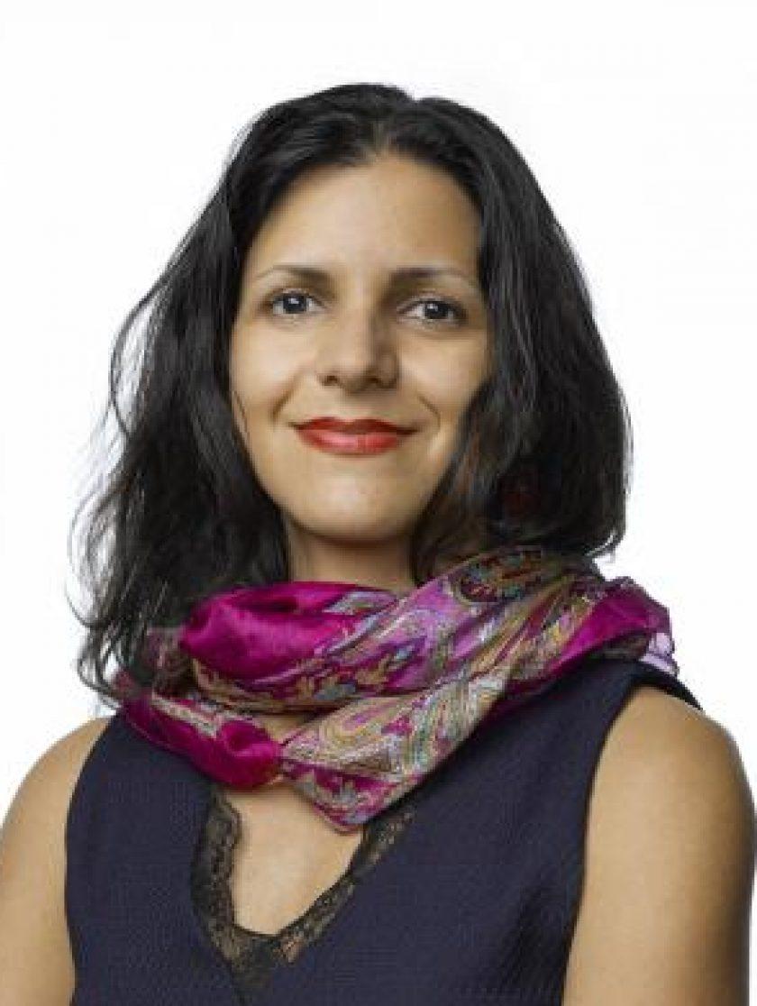 Maryam Kamgarpour Headshot