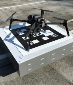 UW ECE spinout WiBotic wins European seals of approval for its wireless robot charging systems Thumbnail