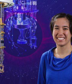 Quantum Leap - in quantum computing, UW scientists see the building blocks of the next technological revolution