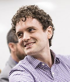 Sam Burden receives NSF CAREER award to advance human-machine collaboration and broaden participation of underrepresented students in STEM Thumbnail