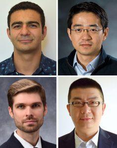 Headshots of HCU research team