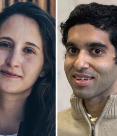 UW ECE welcomes two new faculty members in quantum information science and technology
