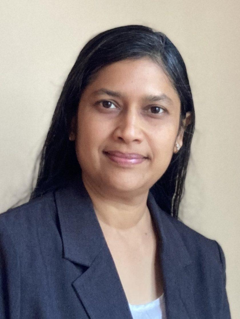 Suma Bhat Headshot