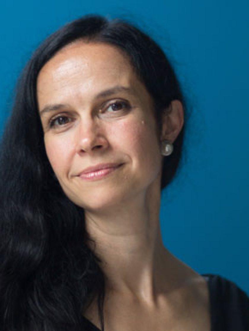 Muriel Médard Headshot