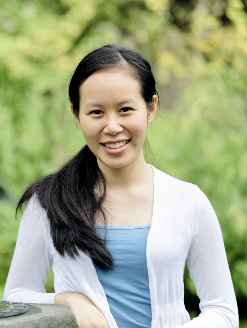 Yun-Hsuan (Melody) Su Headshot