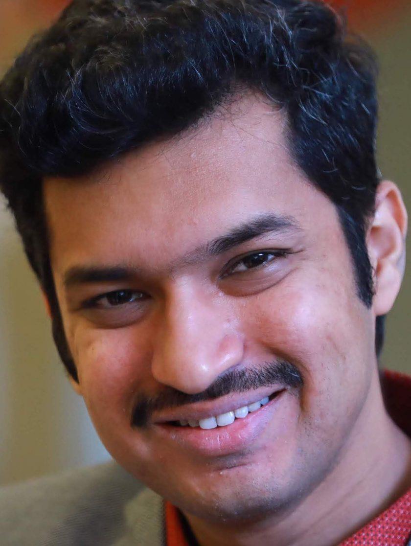 Bhaskar Ramasubramanian Headshot