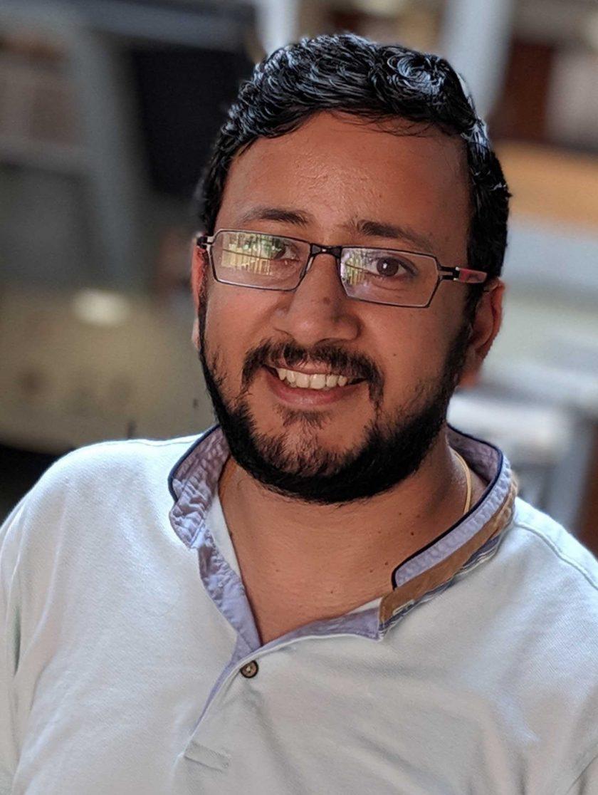 Sachin Mehta Headshot